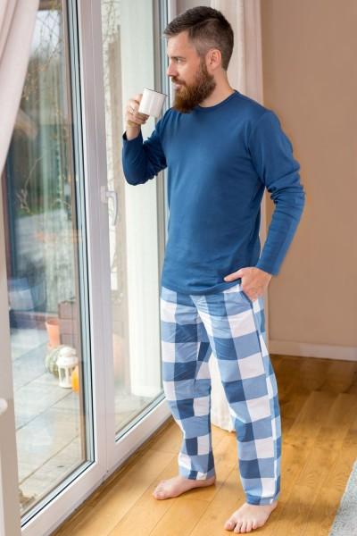 Piżama męska BLU